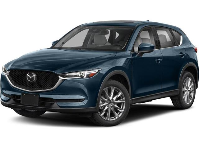 2021 Mazda CX-5 GT w/Turbo (Stk: N210306) in Markham - Image 1 of 9