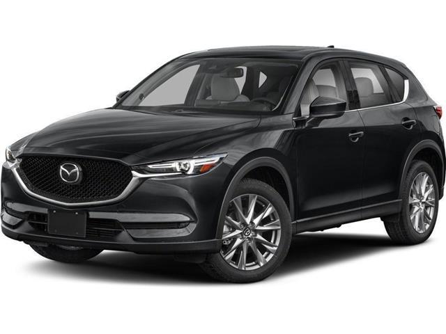 2021 Mazda CX-5 GT w/Turbo (Stk: N210391) in Markham - Image 1 of 5