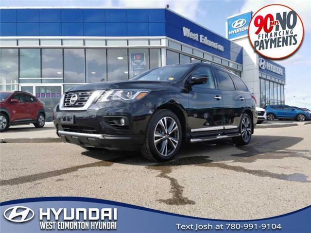 2017 Nissan Pathfinder  (Stk: 18228A) in Edmonton - Image 1 of 26