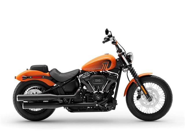 New 2021 Harley-Davidson FXBBS - Street Bob® 114   - Yorkton - Harley Davidson of Yorkton
