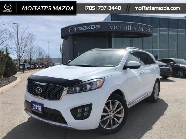 2018 Kia Sorento 3.3L SXL (Stk: P8828A) in Barrie - Image 1 of 24