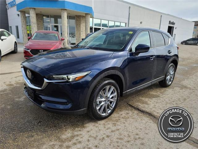 2021 Mazda CX-5 GT (Stk: M21073) in Steinbach - Image 1 of 26