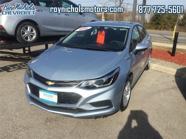 2017 Chevrolet Cruze LT Auto (Stk: P6686) in Courtice - Image 1 of 14