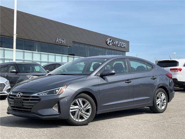 2019 Hyundai Elantra Preferred (Stk: 4421A) in Brampton - Image 1 of 23