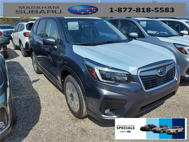 2021 Subaru Forester Touring (Stk: M-10045) in Markham - Image 1 of 2