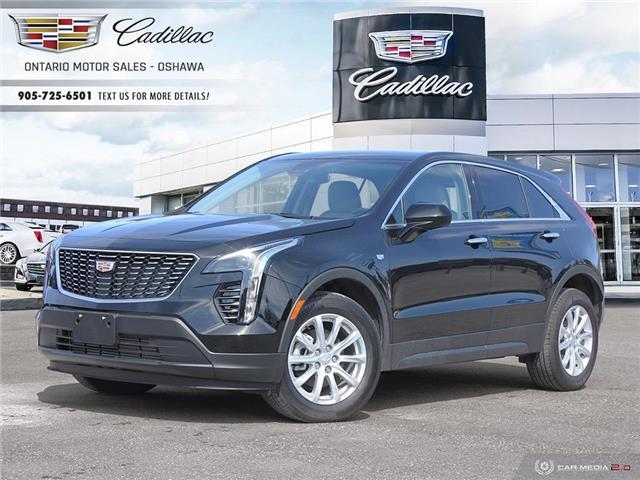 2021 Cadillac XT4 Luxury (Stk: T1056608) in Oshawa - Image 1 of 18