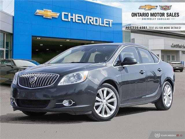 2015 Buick Verano Base (Stk: 121712A) in Oshawa - Image 1 of 36