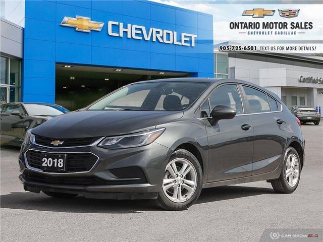 2018 Chevrolet Cruze LT Auto (Stk: 14052A) in Oshawa - Image 1 of 36