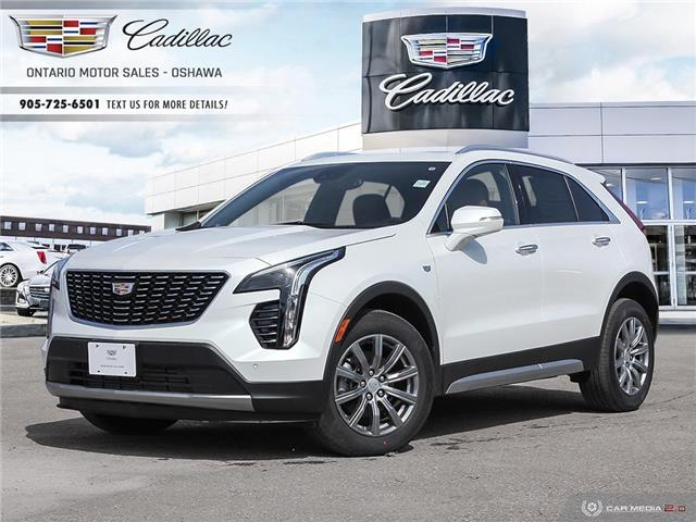 2021 Cadillac XT4 Premium Luxury (Stk: T1059300) in Oshawa - Image 1 of 18