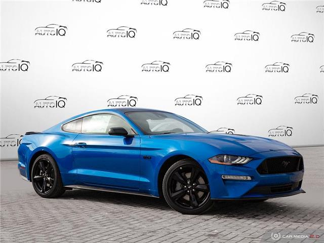 2021 Ford Mustang GT Premium (Stk: W004) in Barrie - Image 1 of 26