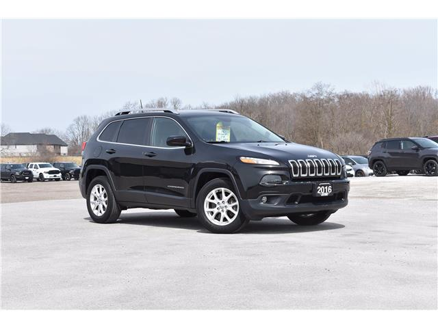 2016 Jeep Cherokee North (Stk: U9500A) in London - Image 1 of 18