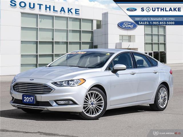 2017 Ford Fusion SE (Stk: P51638) in Newmarket - Image 1 of 27