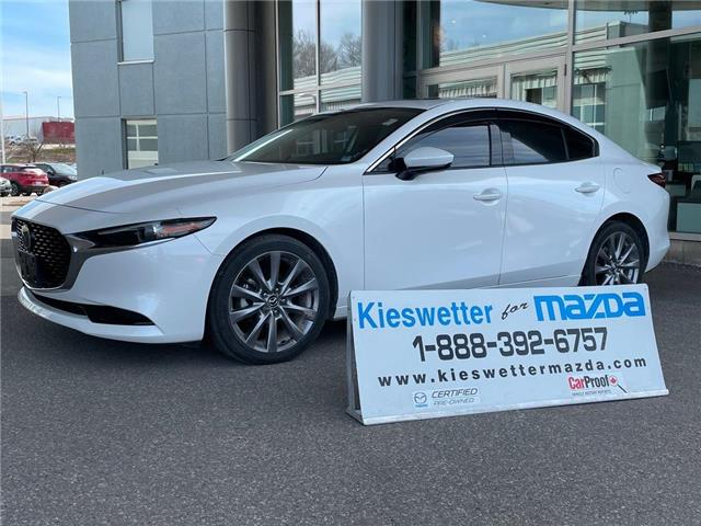 2019 Mazda Mazda3  (Stk: 37280A) in Kitchener - Image 1 of 30