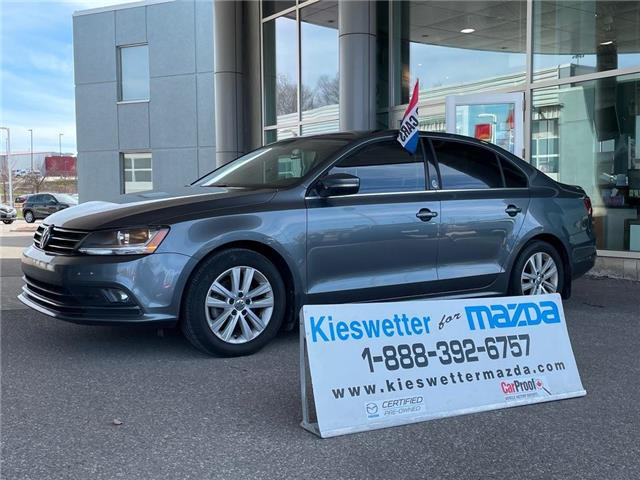 2017 Volkswagen Jetta  (Stk: U4121) in Kitchener - Image 1 of 27