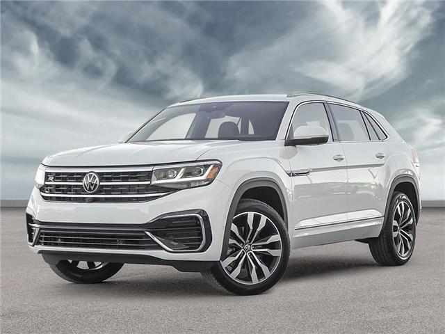 2021 Volkswagen Atlas Cross Sport 3.6 FSI Execline (Stk: 214868) in Cambridge - Image 1 of 10