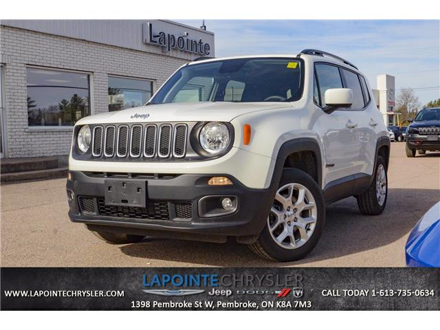 2018 Jeep Renegade North (Stk: 21048A) in Pembroke - Image 1 of 30
