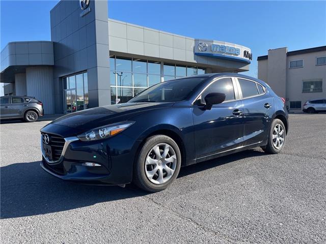 2018 Mazda Mazda3 Sport GX (Stk: 21t057a) in Kingston - Image 1 of 24