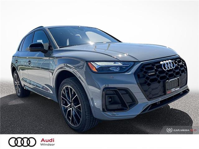 2021 Audi Q5 45 Progressiv (Stk: 21118) in Windsor - Image 1 of 30