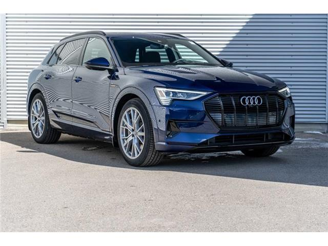 2021 Audi e-tron 55 Technik (Stk: N5881) in Calgary - Image 1 of 19