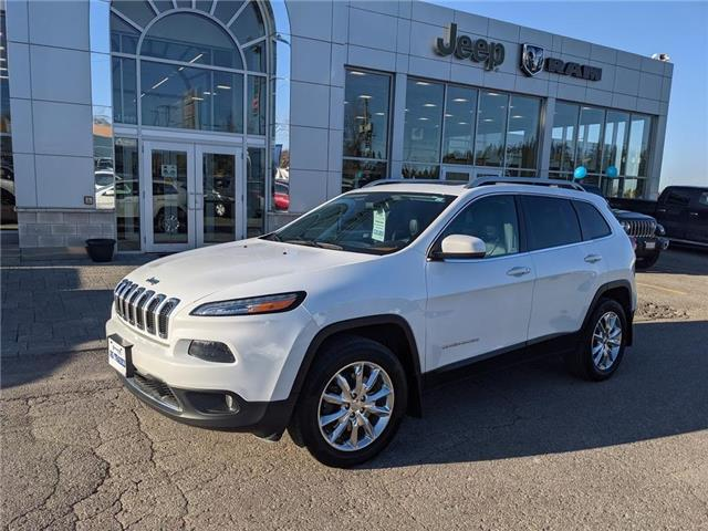 2014 Jeep Cherokee Limited (Stk: U133840-OC) in Orangeville - Image 1 of 22