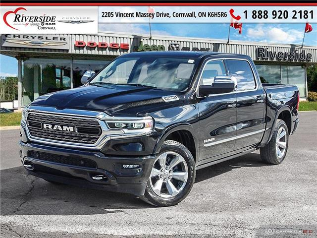 2021 RAM 1500 Limited (Stk: W03010) in Cornwall - Image 1 of 27