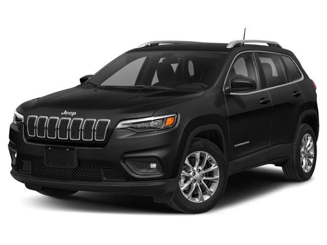 2019 Jeep Cherokee North (Stk: 21T077A) in Kingston - Image 1 of 3