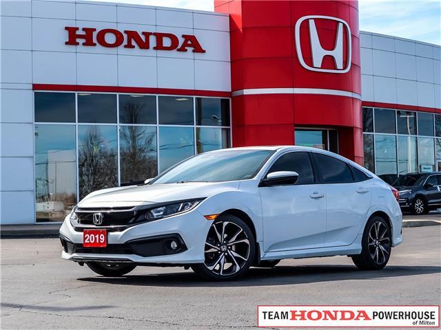 2019 Honda Civic Sport (Stk: 20860A) in Milton - Image 1 of 30