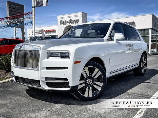 2020 Rolls-Royce Cullinan | BESPOKE AUDIO | SATIN BONNET | (Stk: SLATV4) in Burlington - Image 1 of 30