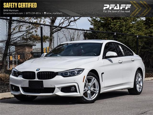 2020 BMW 430i xDrive Gran Coupe (Stk: 38155A) in Markham - Image 1 of 30