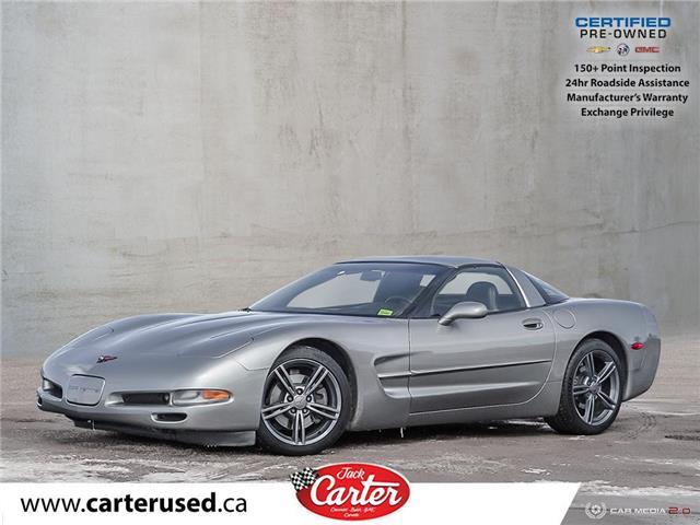 2000 Chevrolet Corvette Base (Stk: 18749U) in Calgary - Image 1 of 26