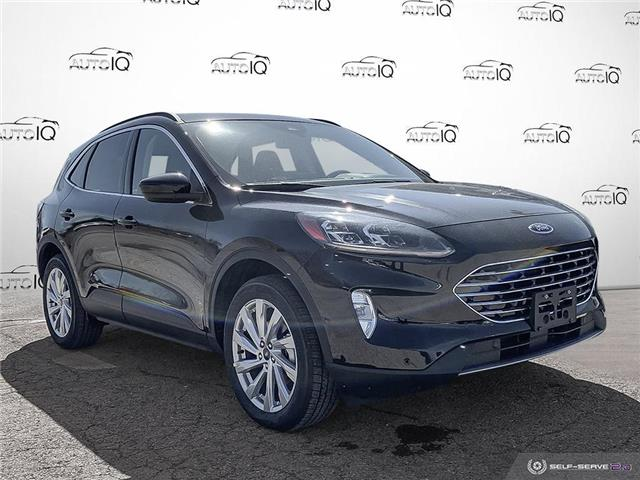 2021 Ford Escape Titanium (Stk: S1173) in St. Thomas - Image 1 of 28