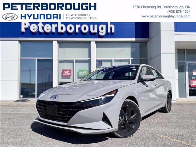 2021 Hyundai Elantra SEL (Stk: H12863) in Peterborough - Image 1 of 25