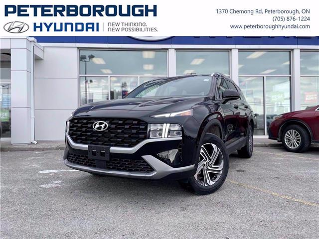 2021 Hyundai Santa Fe Preferred (Stk: H12862) in Peterborough - Image 1 of 28