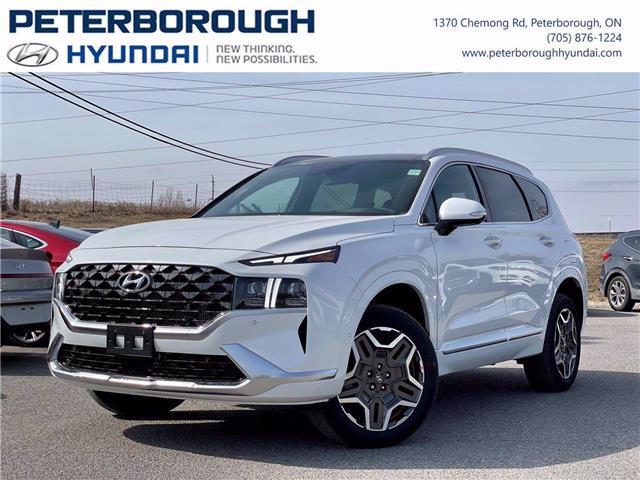 2021 Hyundai Santa Fe Ultimate Calligraphy (Stk: H12880) in Peterborough - Image 1 of 29