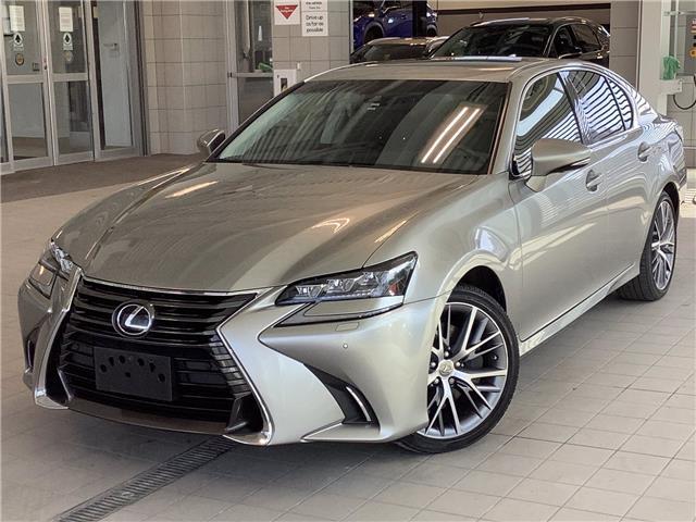 2017 Lexus GS 350 Base (Stk: PL21025) in Kingston - Image 1 of 30