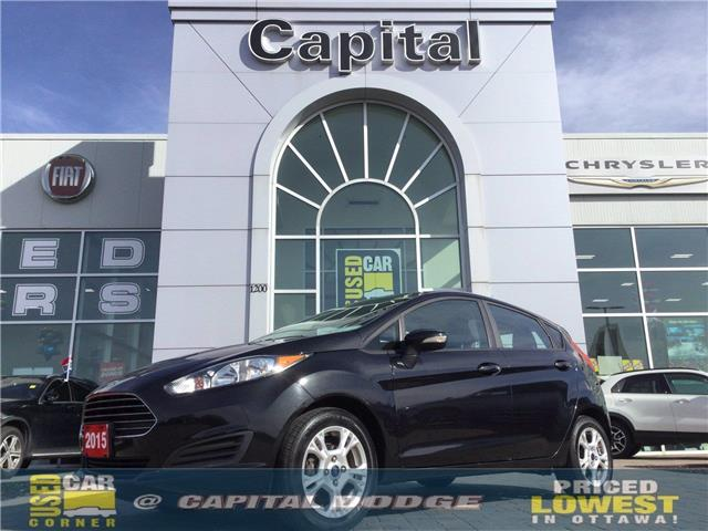 2015 Ford Fiesta SE (Stk: M00114A) in Kanata - Image 1 of 22