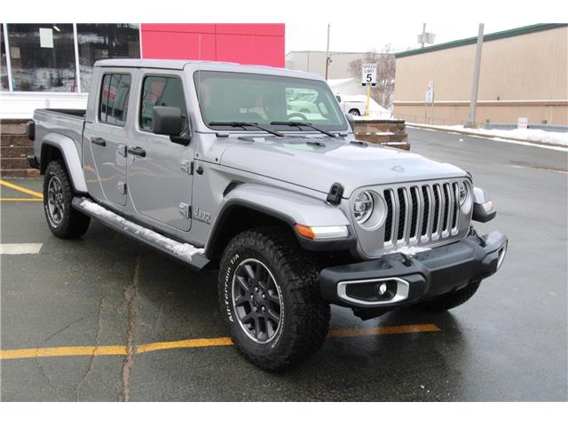 2020 Jeep Gladiator Overland (Stk: PU3335) in St. John\'s - Image 1 of 19
