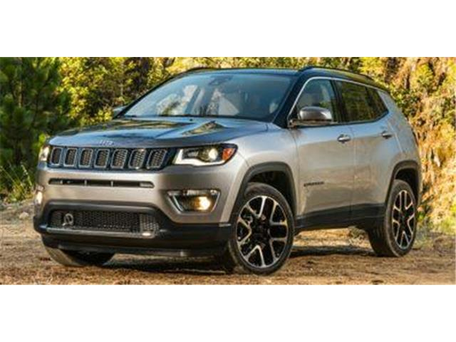 Used 2020 Jeep Compass North Altitude 4x4 - St. John\'s - Hickman Chrysler Dodge Jeep