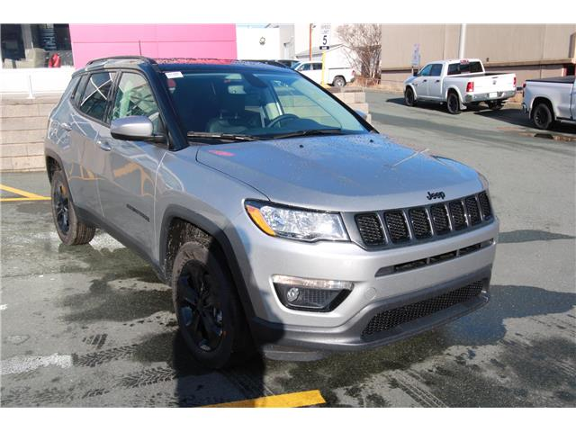 2021 Jeep Compass Altitude (Stk: PW1400) in St. John\'s - Image 1 of 21