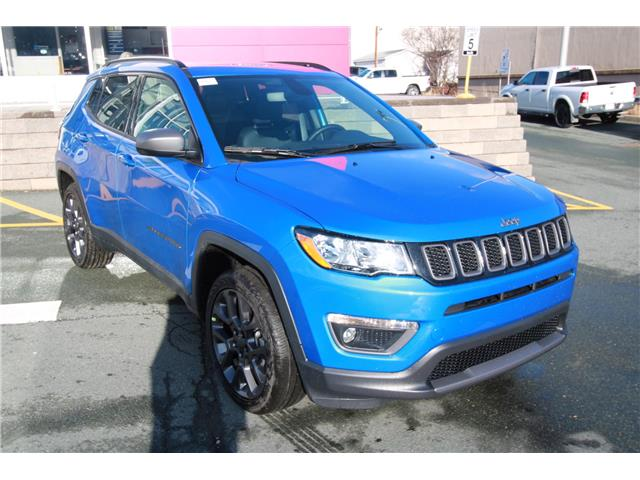 2021 Jeep Compass North (Stk: PW1275) in St. John\'s - Image 1 of 22