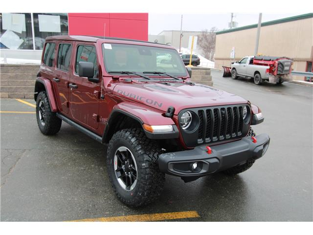2021 Jeep Wrangler Unlimited Rubicon (Stk: PW1635) in St. John\'s - Image 1 of 20
