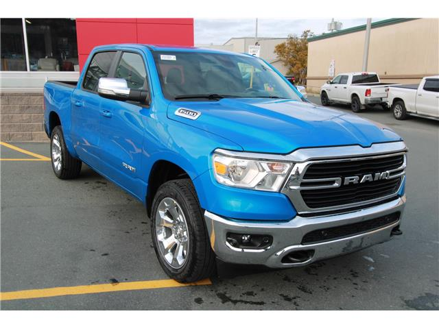 2021 RAM 1500 Big Horn (Stk: PW1095) in St. John\'s - Image 1 of 21