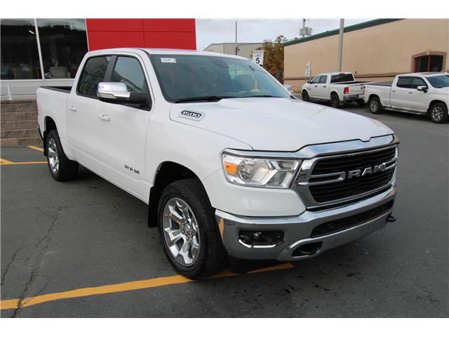 2021 RAM 1500 Big Horn (Stk: PW1100) in St. John\'s - Image 1 of 20