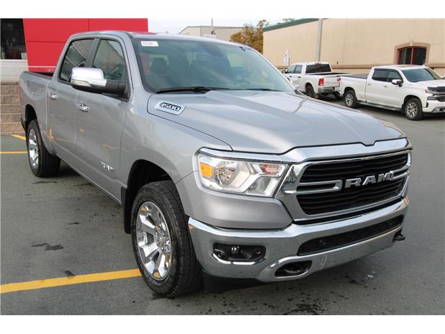 2021 RAM 1500 Big Horn (Stk: PW1105) in St. John\'s - Image 1 of 16
