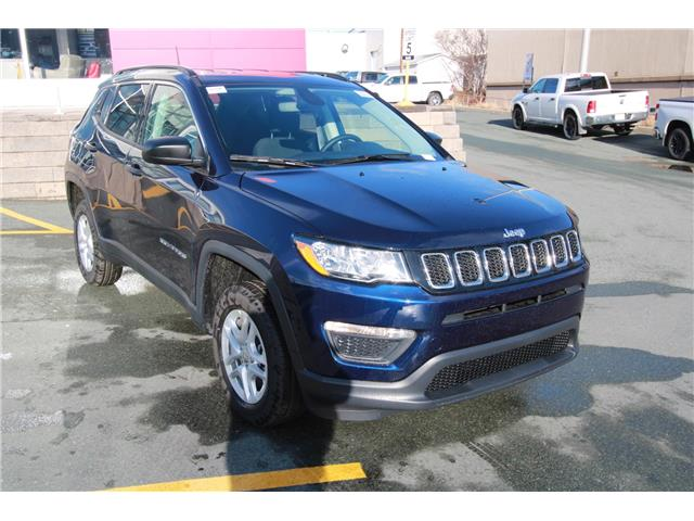 2021 Jeep Compass Sport (Stk: PW1290) in St. John\'s - Image 1 of 22