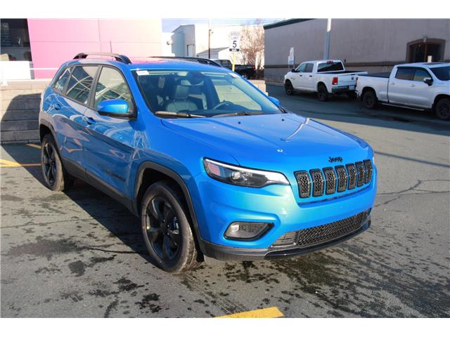 2021 Jeep Cherokee Altitude (Stk: PW1465) in St. John\'s - Image 1 of 21