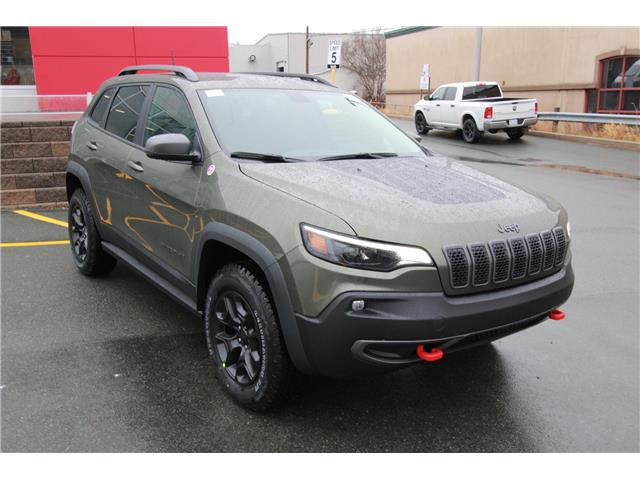 2021 Jeep Cherokee Trailhawk (Stk: PW1535) in St. John\'s - Image 1 of 21