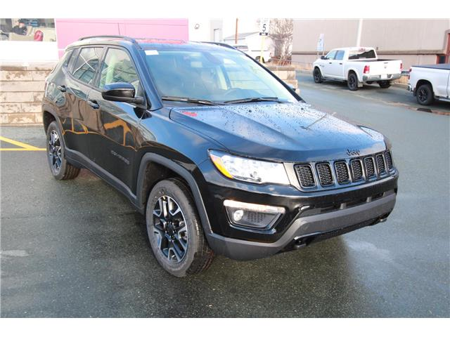 2021 Jeep Compass Sport (Stk: PW1310) in St. John\'s - Image 1 of 21