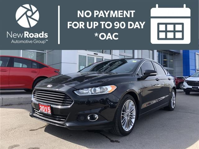 2015 Ford Fusion SE (Stk: Z144949AA) in Newmarket - Image 1 of 26