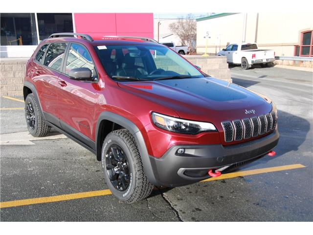 2021 Jeep Cherokee Trailhawk (Stk: PW1605) in St. John\'s - Image 1 of 16